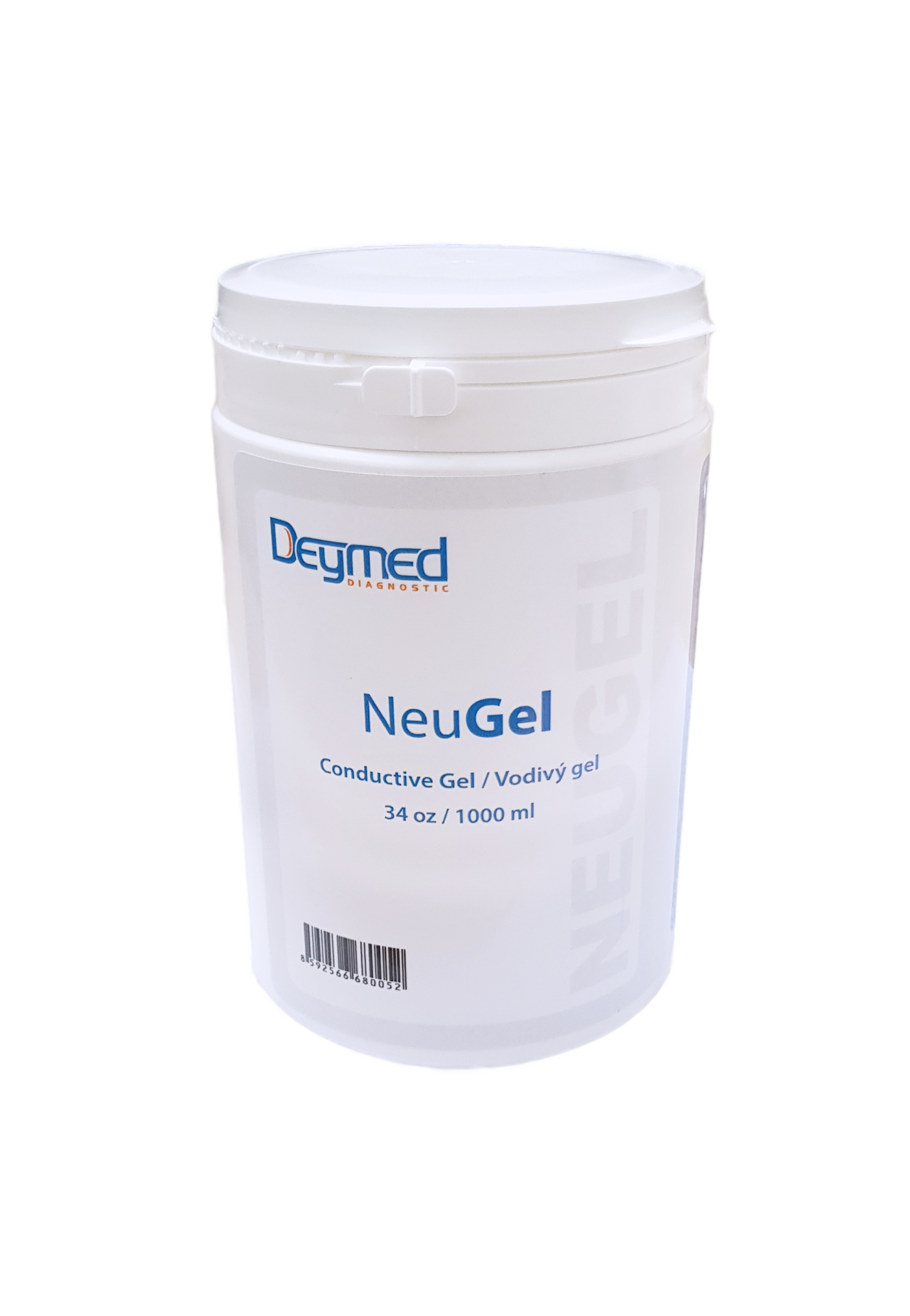 NeuGEL - EEG elektrovodivý gel Deymed: 1000ml (34 oz)