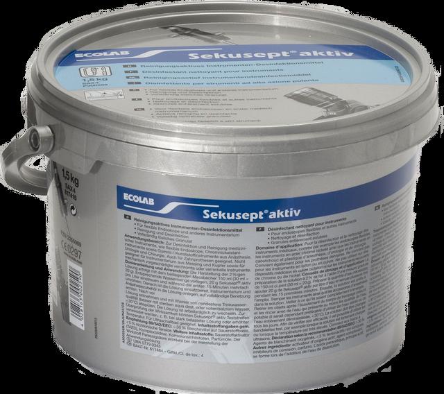 SEKUSEPT AKTIV dezinfekce nástrojů: 1,5 kg