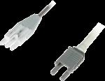 Duplexní Optický kabel V2: 1,26m