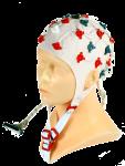 EEG čepice FlexiCAP 32 kanálová: XS (47 – 51 cm, bez redukce pro připojení 45-890)