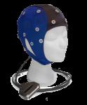 EEG čepice ANT-Neuro IFCN: L (56 – 61 cm, Modročerná)