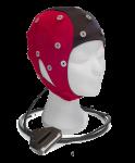 EEG čepice ANT-Neuro IFCN: I (39 – 43 cm, Červená)