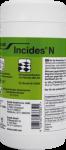 INCIDES N dezinfekční ubrousky - 90 ks: v doze